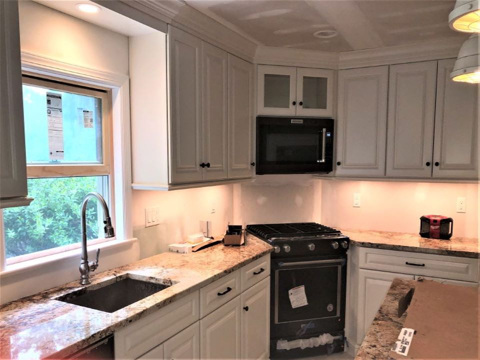 Kitchen Remodel In Oakland Nj